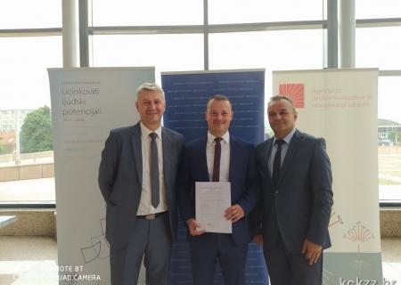 Centru kompetentnosti u Koprivničko-križevačkoj županiji dodijeljeno novih 30.1 milijun kuna bespovratnih sredstava