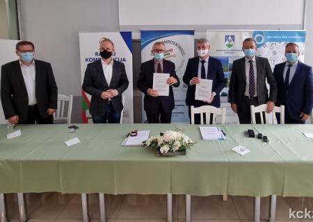 Kreće izgradnja županijskog Centra kompetentnosti – potpisan ugovor za rekonstrukciju i dogradnju Obrtničke škole Koprivnica